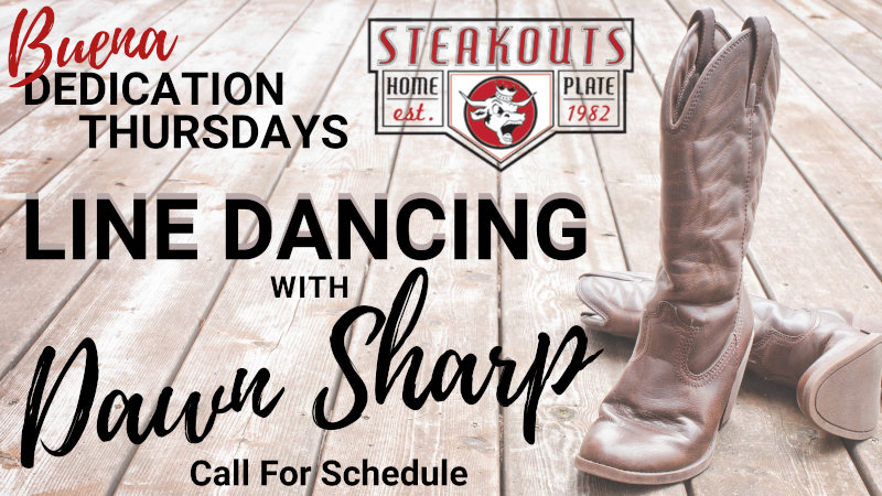 Thursday Line Dancing with Dawn Sharp