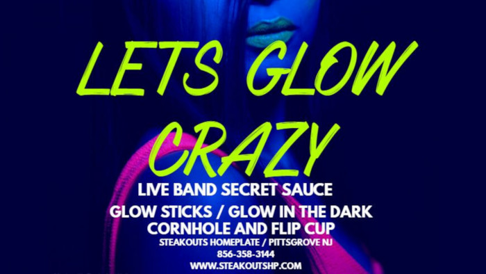 Let's Glow Crazy Live Band
